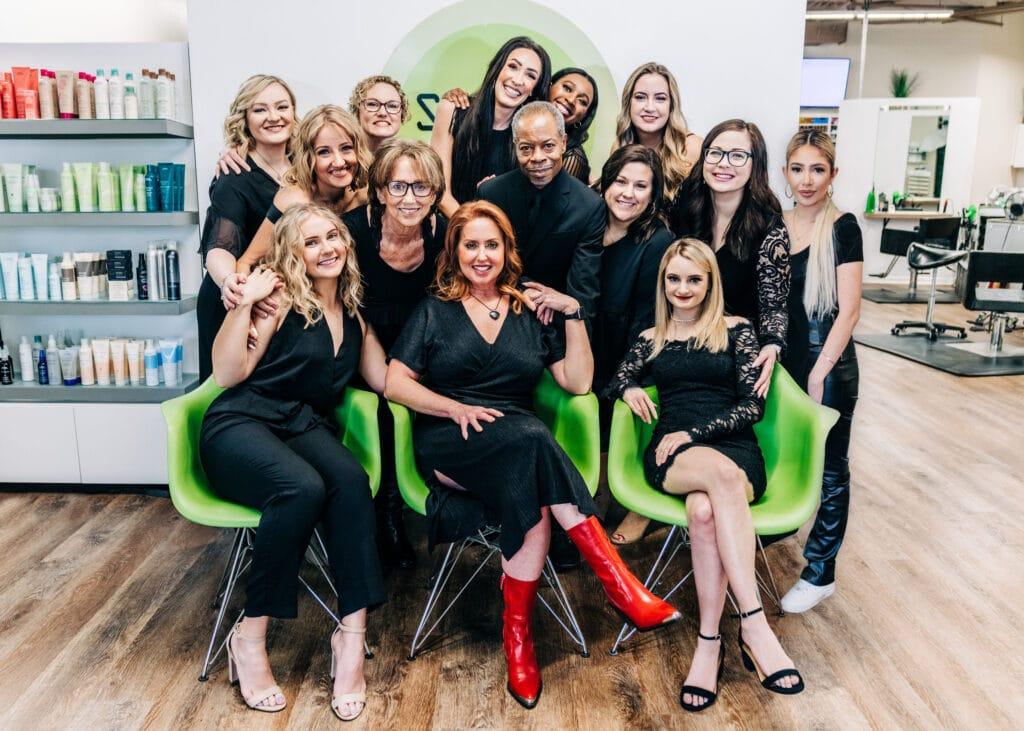 sanke-salon-kingsland-team